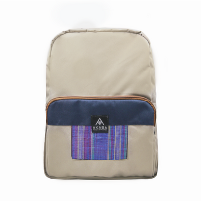 PRE-ORDER for delivery on Feb 15 - Yael Backpack - Blue Hinabol