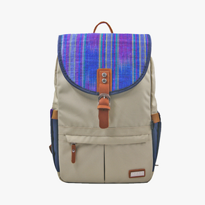 Camino Dos Backpack - Blue Hinabol