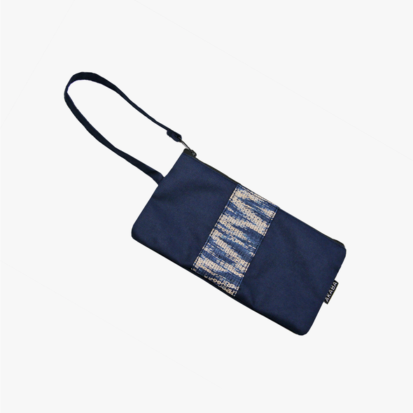 Travel Pouch - Blue T'Nalak