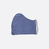 Handwoven Facemask - Blue Inabel