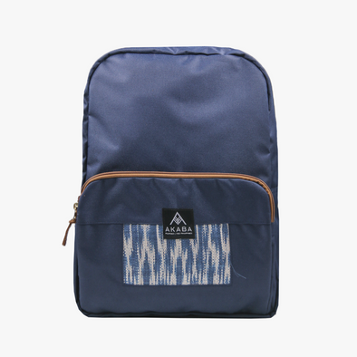 PRE-ORDER for delivery on Feb 15 - Yael Backpack - Blue T'nalak