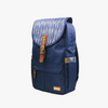 Camino Dos Backpack - Blue T'nalak