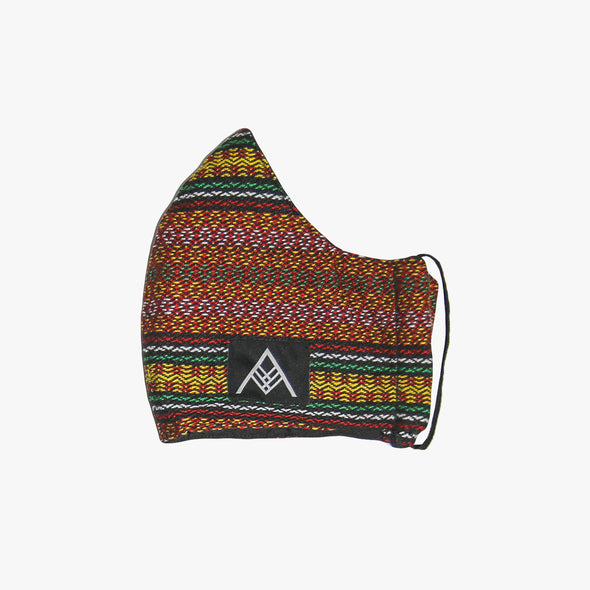 Handwoven Facemask - Fiesta Inabel