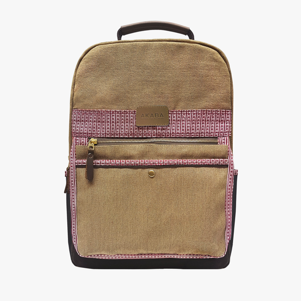 Fino Backpack - Red Ramit