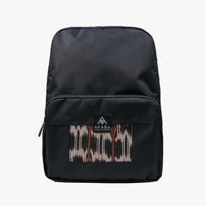 Yael Backpack - Black Tnalak