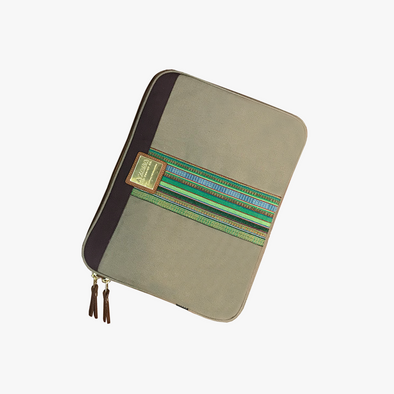 Laptop Sleeve -Green Sinaluan
