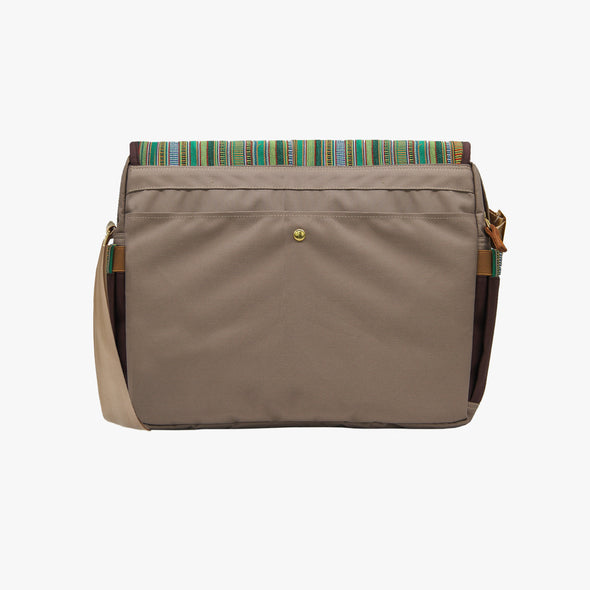 Gallardo Messenger Bag -Green Sinaluan