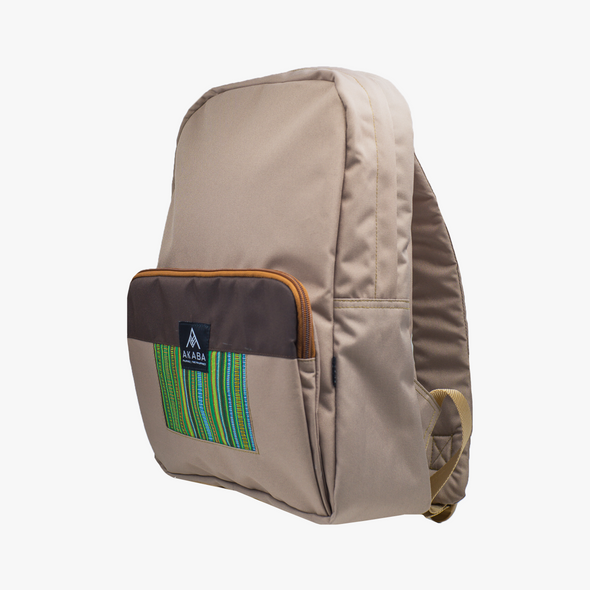 Yael Backpack - Green Sinaluan
