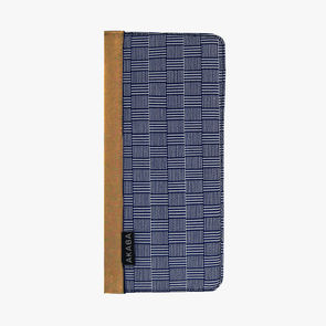 Inabel Women's Wallet - Navy Blue Inabel