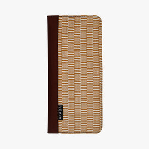 Inabel Women's Wallet - Tan Square Inabel