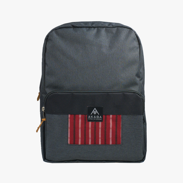 Yael Backpack - Maroon Ramit