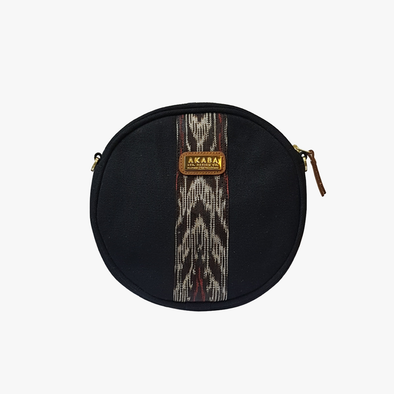 Matraz Satchel - Black T'nalak