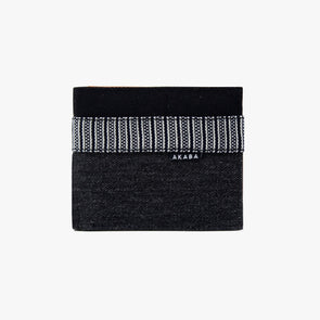 Men's Wallet - Black Ramit