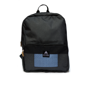 Yael Backpack - Navy Blue Mata Inabel