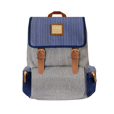New Alumno Knapsack - Blue Ramit