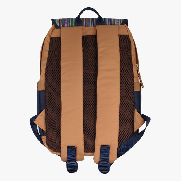Camino Dos Backpack - Blue Sinaluan