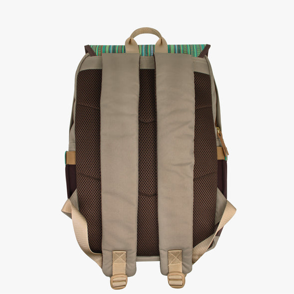 Camino Dos Backpack - Green Sinaluan (Pre-order for June 20, 2019)