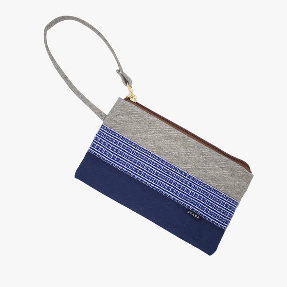 Travel Pouch - Blue Ramit