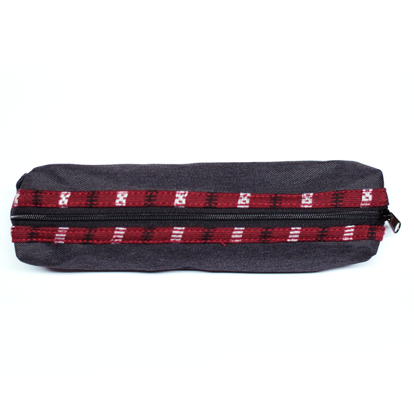 Pencil Case - Maroon Ramit