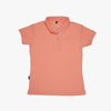 Women's Polo Shirt - Carmine Pink