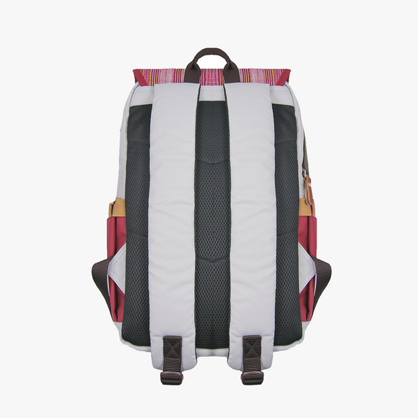 Camino Dos Backpack - Red Hinabol