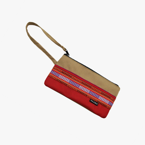 Travel Pouch - Red Sinaluan