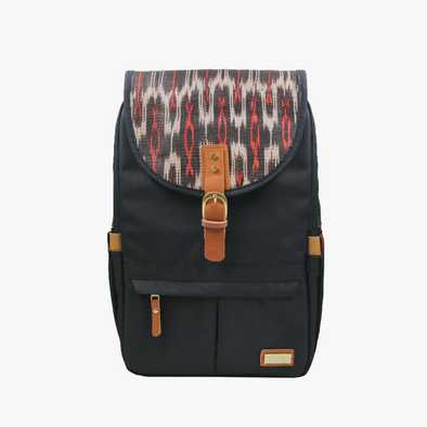 Camino Dos Backpack - Black T'nalak