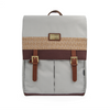 Cuadro Backpack - Checkered Tan Inabel