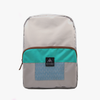 Yael Backpack - Checkered Teal Inabel