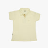 Women's Polo Shirt - Inabel Tan