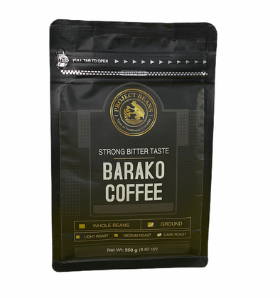 Ground Barako Coffee by Project Beans