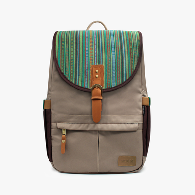 Camino Dos Backpack - Green Sinaluan
