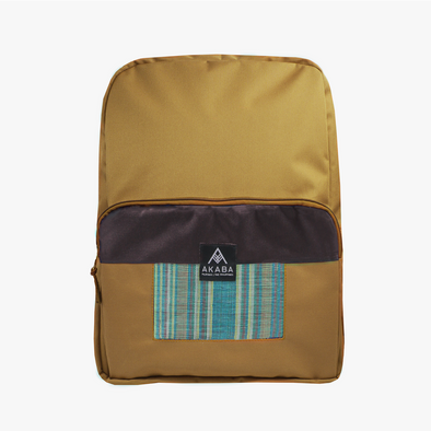 PRE-ORDER for delivery on Feb 15 - Yael Backpack - Green Hinabol
