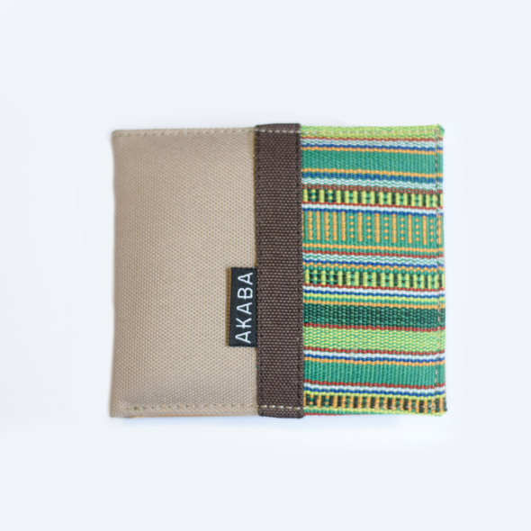 Men's Wallet - Green Sinaluan