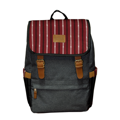 Alumno Dos Backpack - Maroon Ramit