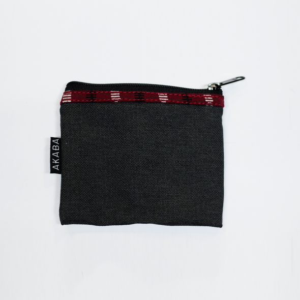 Coin Purse - Maroon Ramit