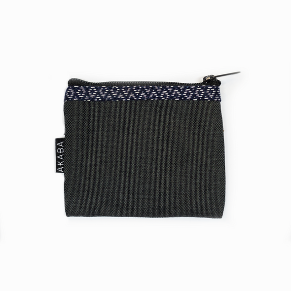 Coin Purse - Navy Blue Mata