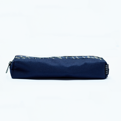 Pencil Case - Blue T'nalak