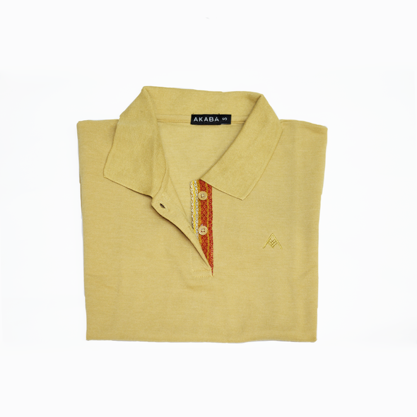 Women's Polo Shirt - Persian Orange