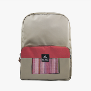 Yael Backpack - Red Hinabol