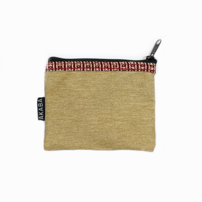 Coin Purse - Red Ramit