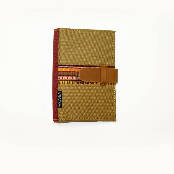 Red Sinaluan - Passport Holder