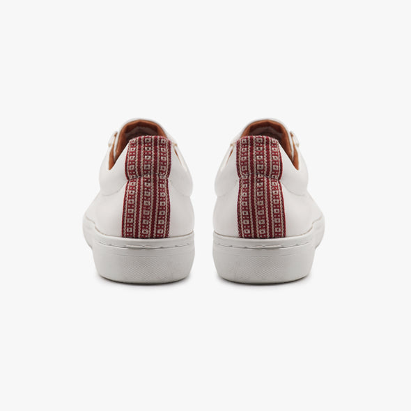 Cleo Sneakers - Red Ramit