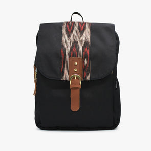 Sierra Mini Backpack - Black T'nalak