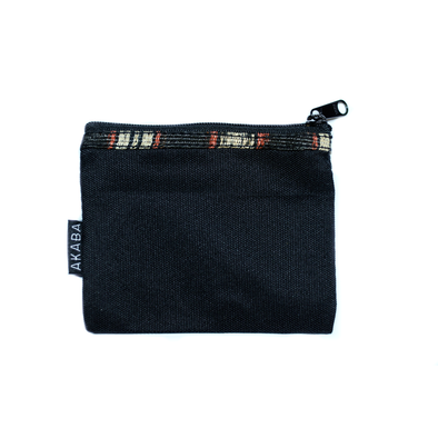 Coin Purse - Black and Red T'Nalak