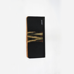 Women's Wallet - Black T'nalak