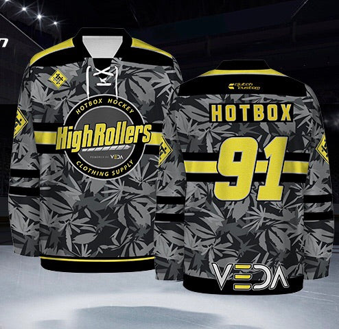High Rollers Pro Jerseys