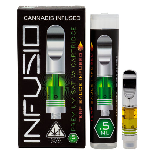 Infusio Sativa Vape Cart (0.5g)