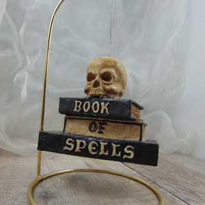 Book of Spells Decoration by Bethany Lowe