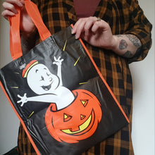 Load image into Gallery viewer, Trick or Treat Shopping Bag